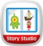 Story Studio: Pirates & Aliens Creativity App Icon