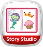 Story Studio: Princesses and Mermaids Creativity App Icon