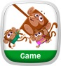 Stretchy Monkey 2: Big City Hijinks Game App Icon