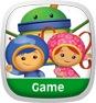 Team Umizoomi: Street Fair Fix-Up Game App Icon