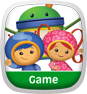 Team Umizoomi: Street Fair Fix-Up Game App