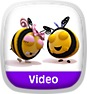 The Hive: Busy Buzzing Bees! Icon