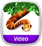 The Jungle Book: Sleeping Python Icon
