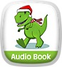 The Santasaurus Audio Book Icon