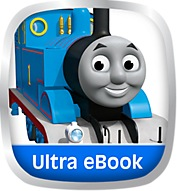 Thomas and Friends Ultra eBook Adventure Builder Icon