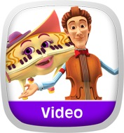 The Tuneables: I Love Music! Video Icon