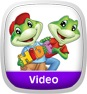 Code Word Caper: Talking Words Factory 2 Video App Icon