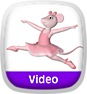 Angelina Ballerina: Wonderful Winter Icon