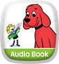 Clifford the Big Red Dog Audio Book Icon