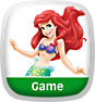 Disney The Little Mermaid Learning Game Icon