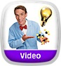 Disney Safety Smart® Science with Bill Nye the Science Guy®: Electricity Icon