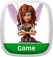 Disney The Pirate Fairy: Pixie Dust Magic Icon