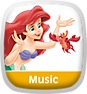 Disneys The Little Mermaid Soundtrack Icon