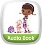 Doc McStuffins: The New Girl! Audio Book Icon