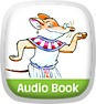 Geronimo Stilton #2: The Curse of the Cheese Pyramid Audio Book Icon