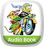 Geronimo Stilton #1: Lost Treasure of the Emerald Eye Audio Book Icon