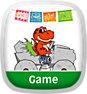 Get Ready for Kindergarten: T-Rex Science Journey Icon