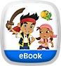 Jake and the Never Land Pirates eBook Icon