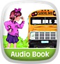 Junie B. Jones #1: Junie B. Jones and the Stupid Smelly Bus Audio Book Icon