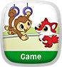 Learning Friends Preschool Adventures: Monkey Creates! Icon