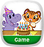 Learning Friends Preschool Adventures: Tiger Counts! Icon