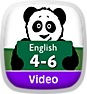 Little Pim: English/ESL Volumes 4, 5, and 6 Icon