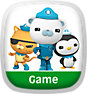 Octonauts Learning Game Icon