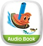 Scuffy the Tugboat and his Adventures Down the River Audio Book Icon