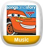 Disney Songs and Story: Cars Icon