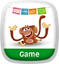 Get Ready For Kindergarten: Stretchy Monkeys Super Day Icon