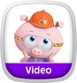 Super Why! Super Secret Messages Icon