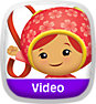 Team Umizoomi: Chicks, Circus, Cuckoo Bears! Icon
