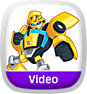Transformers Rescue Bots: Bumblebee to the Rescue Icon