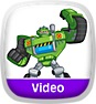 Transformers Rescue Bots: Chief Rescue Icon