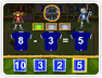 Monkey Soccer: Math League Game App Screenshot