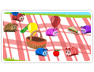 Roly Poly Picnic Game App Screenshot