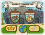 Squirrel Summertime Games Game App Screenshot