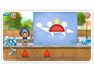 Team Umizoomi: Street Fair Fix-Up Game App Screenshot