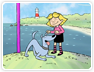 Clifford: Topsy Turvy Day and Clifford's Charm School Screenshot
