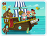 Jake and the Never Land Pirates Screenshot