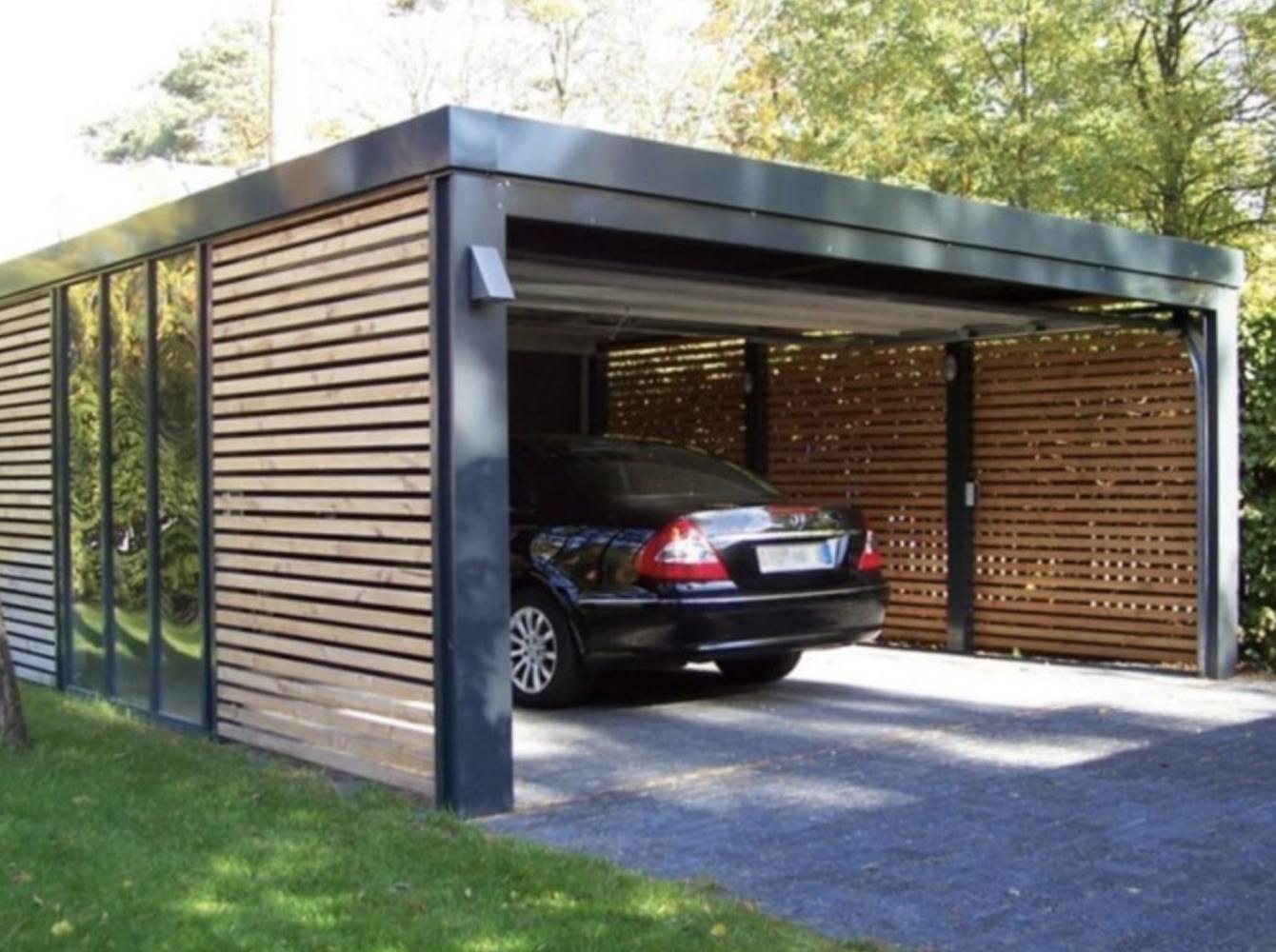 Alvorlig Hva koster det å bygge en garasje? | Pris i 2019 BB-91