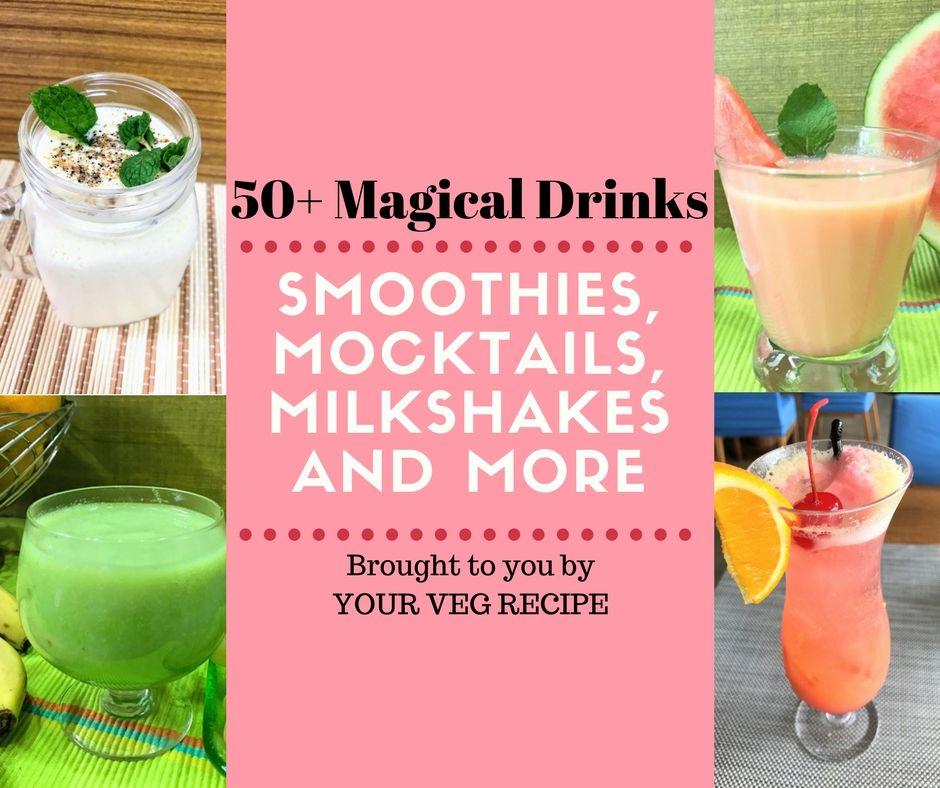 Drinks Recipes App