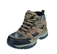 Custom hiking boot for kids