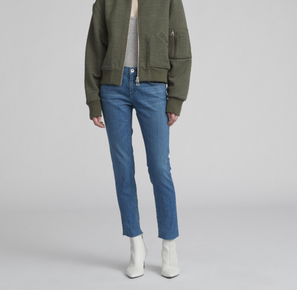 Dre Ankle Jeans by Rag and Bone
