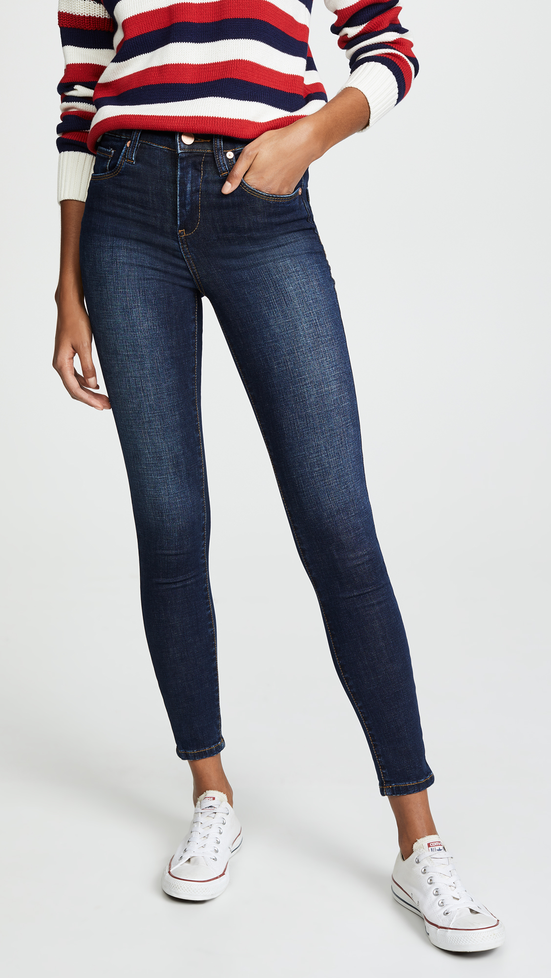 Great Jones High Rise Skinny