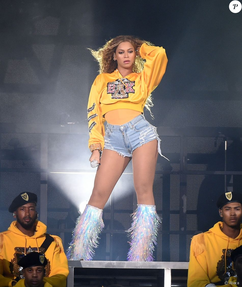 Beyonce Coatume Idea