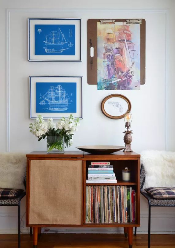 ship prints, nautical prints, wall decor