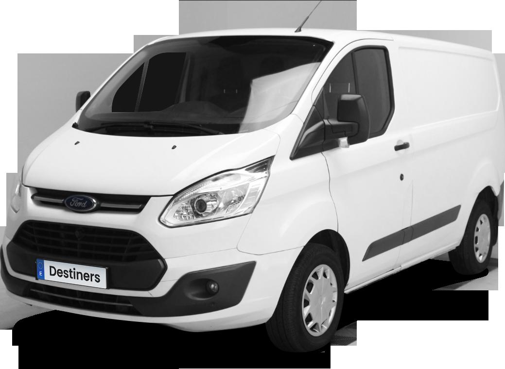 Ford Custom Van Isotermo