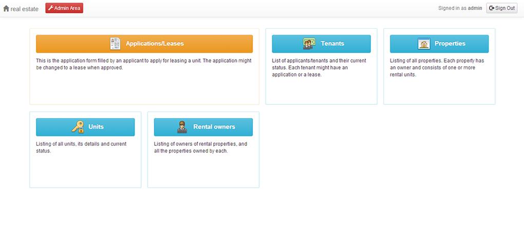 Rental Properties Group Application 84