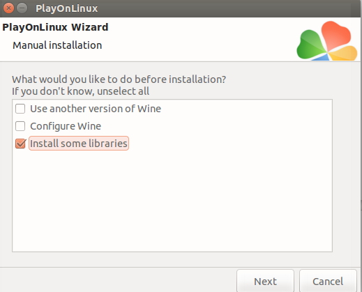 Install some libraries